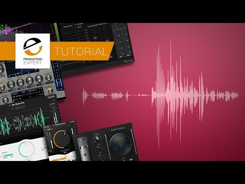 Learn How To Mix And Process An Extremely Dynamic Dialog Recording In Minutes