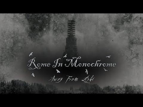 ROME IN MONOCHROME - Away From Light (2018) Full Album Official (Dark Metal / Shoegaze)
