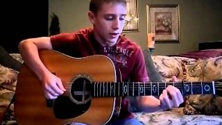 """Better Than I Used To Be"" by Tim McGraw - Cover by Timothy Baker"