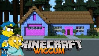 Minecraft: Construindo a Casa dos Wiggum (Simpsons)