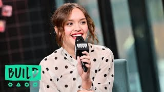 "Why Olivia Cooke Took The Role In ""Vanity Fair"""