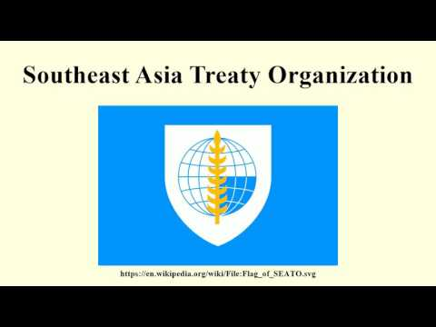 Southeast Asia Treaty Organization