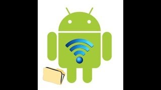 Transfer files from smartphone without USB port