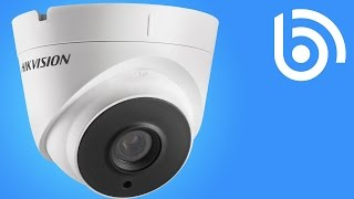 Hikvision DS-2CE56FT-IT37 Turbo HD CCTV Camera Demo