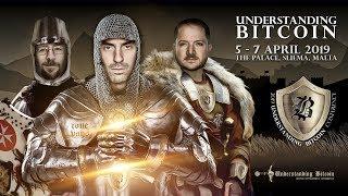 Understanding Bitcoin - April 5-7 - Malta