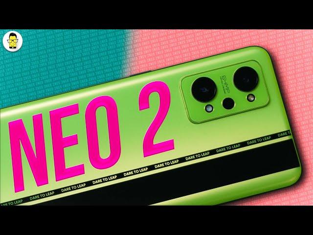 Realme GT NEO 2 Impressions: Good Looks, Good Looks, Good Looks!
