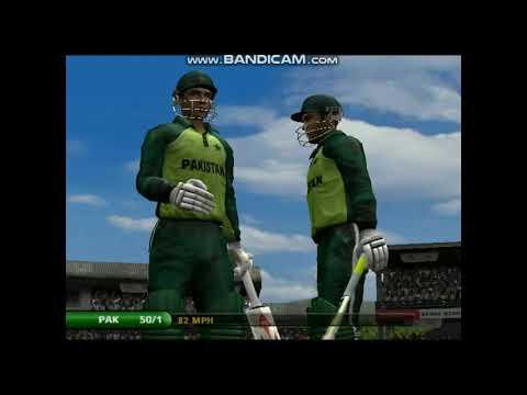 E A cricket 2007