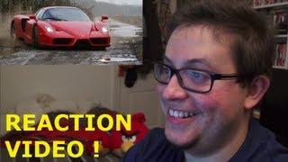 Ferrari Enzo WRC - My Reaction Video