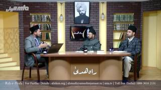 Urdu Rahe Huda 14th Jan 2017 Ask Questions about Islam Ahmadiyya