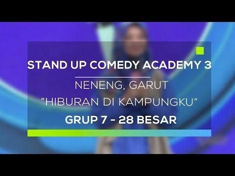 Download Youtube: Stand Up Comedy Academy 3 : Neneng, Garut - Hiburan Di Kampungku