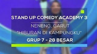 Stand Up Comedy Academy 3  Neneng Garut - Hiburan Di Kampungku