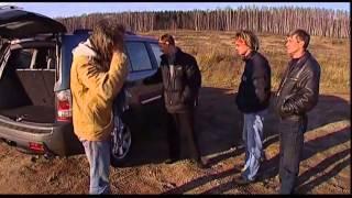 Наши тесты - Honda Pilot - Портрет на фоне Volvo XC90 (часть 1)