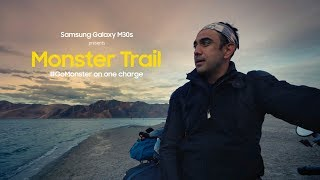 Samsung Galaxy M30s Presents Monster Trail with Amit Sadh