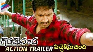 Goutham Nanda Action Trailer   Gopichand   Hansika   Catherine   Latest Telugu Movie Trailers