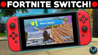 Fortnite Nintendo Switch - Victory Royale with Viewers! (Fortnite Nintendo Switch Livestream)
