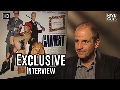 Director Michael Hoffman - Gambit Exclusive Interview