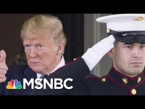 Donald Trump Reportedly Approved Airstrikes On Iran Before Backing Down | Morning Joe | MSNBC
