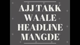 Jatt di clip 2 (Good Luck) by singga new Punjabi song  WhatsApp status