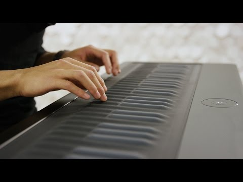 Multitrack Seaboard GRAND performance