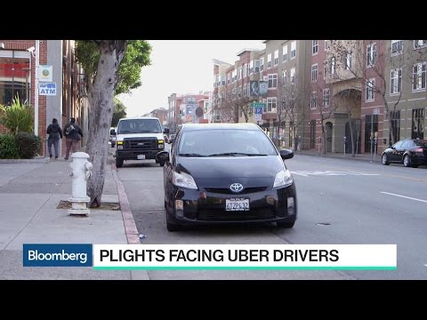 Thumbnail: Why Some Uber Drivers Are Sleeping in Their Cars