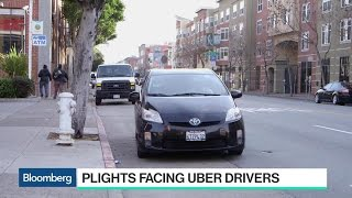 Why Some Uber Drivers Are Sleeping in Their Cars