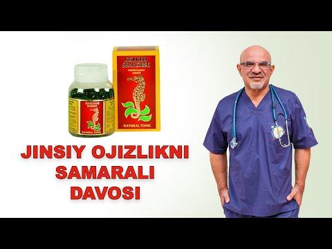 #170 JINSIY ZAIFLIKNI SAMARALI DAVOSI \