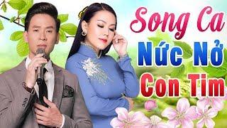Đứng hình nghe 2 ca sĩ có Giọng hát tuyệt vời này hát những ca khúc Bolero xưa quá Ngọt