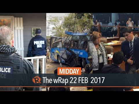 Senate probe, Tanay bus crash, illegal immigrants | Midday wRap