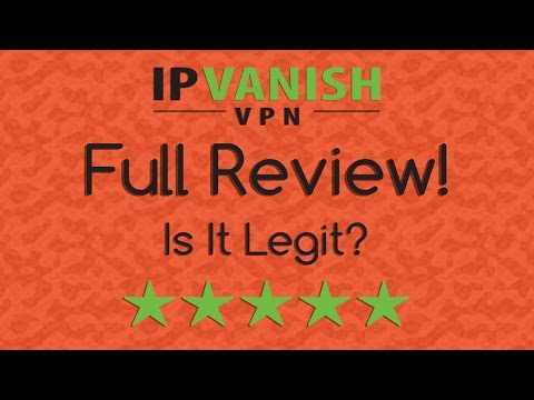 IPVanish FULL Complete Review! Are They Legit? - 동영상