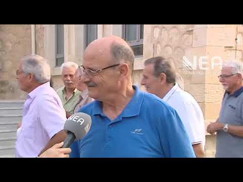 REUNION 50 ΧΡΟΝΙΑ ΜΕΤΑ ΣΤΟ 2ο ΓΥΜΝΑΣΙΟ ΧΑΝΙΩΝ!