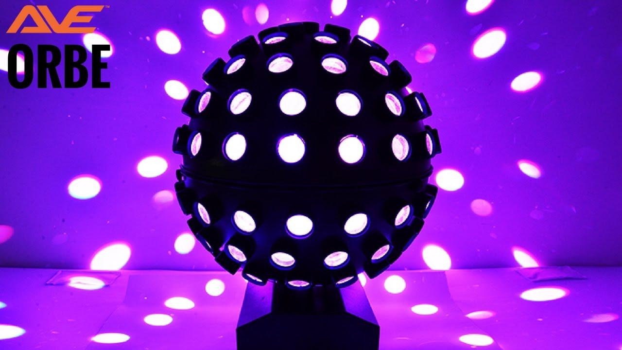 Ave Orbe Led Mirror Ball Light