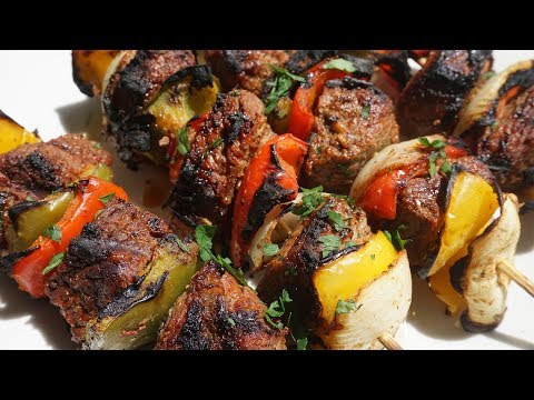 How To Make Beef Kabobs| Easy Beef Kabobs Recipe