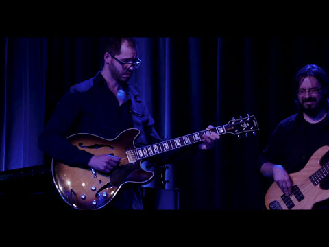"Meretrio live at Jazzwerkstatt Graz 2017 - ""Why Not"" (Emiliano Sampaio)"