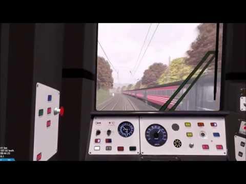 [HD] OpenBVE: BR Class 323 EMU from Redditch to Longbridge 2016.11.17