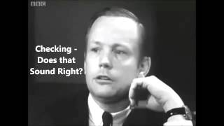 FLAT BASTARD ASKS NEIL ARMSTRONG 'DID YE' REALLY GO TO THE MOON by FLAT BASTARD.FLAT EARTH ADDICT 76