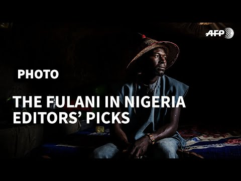 PART I - The Fulani in Nigeria: in pictures I AFP