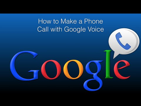 Google Voice 800 Number