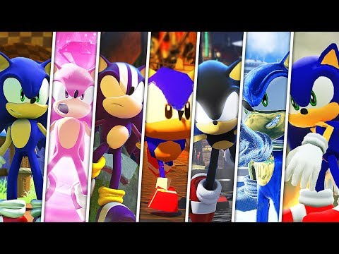 Sonic Forces :