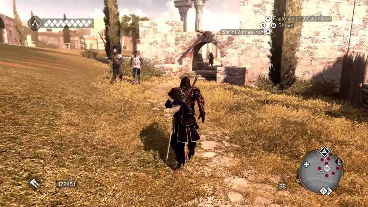 Hasil gambar untuk assassin's creed brotherhood gameplay