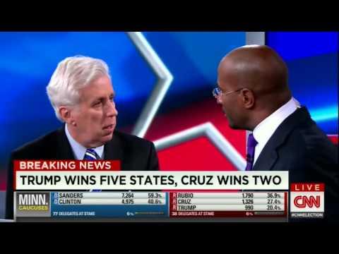 Jeffrey Lord and Van Jones debate Donald Trump and the KKK