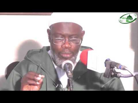 Tafsir sourate al Mouminoun verset 84-103 du 20/01/2016- Imam Hassan SARR H.A