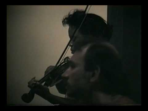 Tom Borshuk, piano.  Regina Carter, violin.