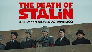 THE DEATH OF STALIN - Officiële NL trailer