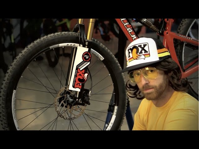 FOX MTB Heritage Decal Kit Install Tips & Tricks