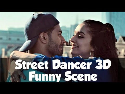 Download Street Dancer 3D Funny Scene | Comady Scene | Promo |  by Movie Station