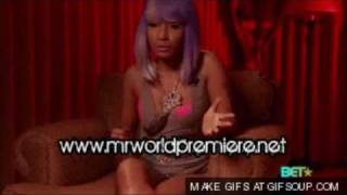 Nicki MInaj Up All Night
