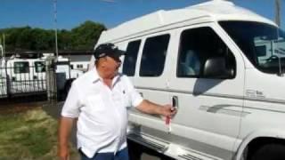 1995 Trailwagons Travel Van 19' Class B Camper Van