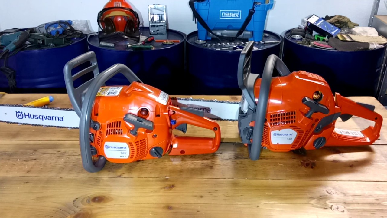Unboxing Chainsaw Husqvarna 545 By Garden And Forest