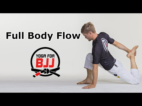 Live Lockdown Yoga Class | Yoga for BJJ | Stay At Home Yoga