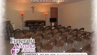 FUNERARIA NYURKA RIVERA, COMERIO, PUERTO RICO.